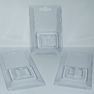 Blister Shell for 501,286,433 Sized Car Bulbs x100 or x1000