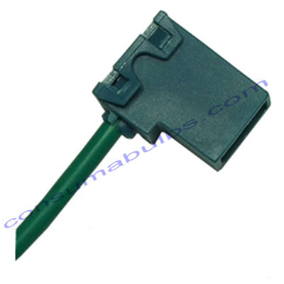 Ceramic Bulb Holder H1 (448) Angled Cable Exit (BH002)
