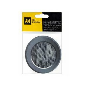AA Magnetic Car Tax Disc Holder